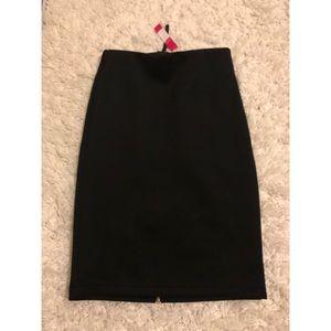 Dresses & Skirts - Black midi skirt